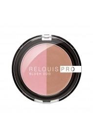 Fard de obraz compact Relouis Pro Blush Duo 5 g 760-17-205