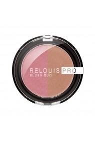 Fard de obraz compact Relouis Pro Blush Duo 5 g 760-17-206