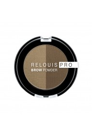 Fard pentru sprancene Relouis Pro Brown Powder 3 g 763-18-01