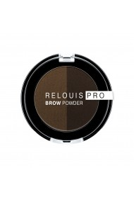 Fard pentru sprancene Relouis Pro Brown Powder 3 g 763-18-03
