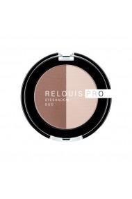 Fard pentru ochi Relouis Pro Eyeshadow Duo 3 g 756-17-104