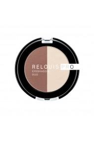 Fard pentru ochi Relouis Pro Eyeshadow Duo 3 g 756-17-103