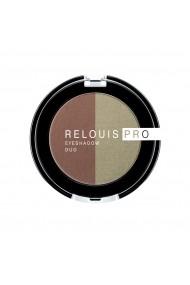 Fard pentru ochi Relouis Pro Eyeshadow Duo 3 g 756-17-110