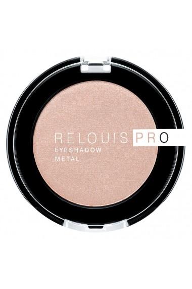 Fard pentru ochi Relouis Pro Eyeshadow Metal 3 g 755-17-51