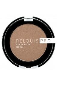 Fard pentru ochi Relouis Pro Eyeshadow Metal 3 g 755-17-54