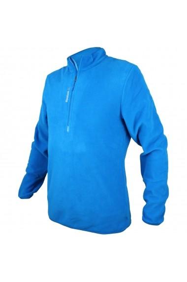 Bluza barbati Reebok Fitness FM 1/4 Zip Fleece AX9067