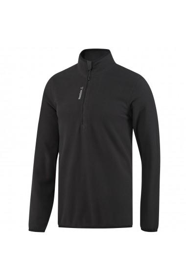 Bluza barbati Reebok Fitness Outdoor Fitness Fleece Quarter Zip BR0493