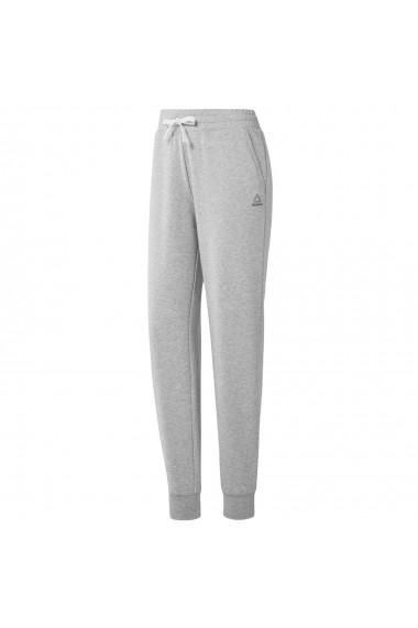 Pantaloni femei Reebok Fitness Elements French Terry BS4089