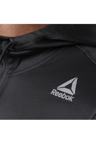Hanorac barbati Reebok Fitness Workout Ready Full Zip CE0652