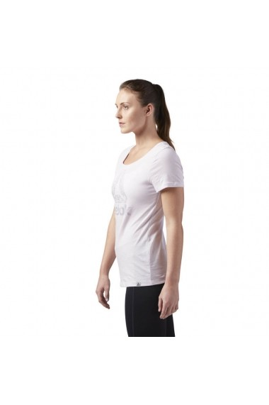 Tricou femei Reebok Fitness DragonFly Scoop CF4504
