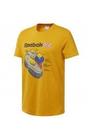 Tricou barbati Reebok Classic CL CALLOUT GRAPHIC TEE DT8125