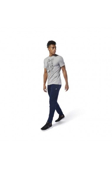 Pantaloni barbati Reebok Fitness TE CUFF DU3753