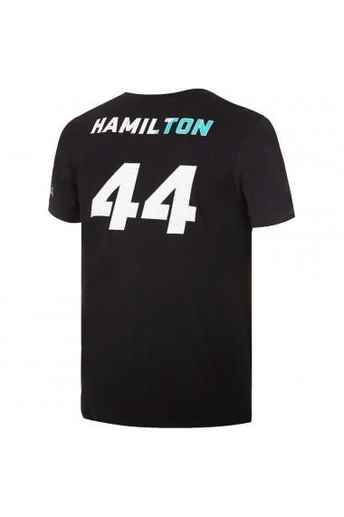 Tricou barbati Mercedes Hamilton Round Neck Lewis 44 141171006100