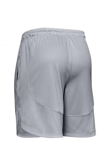 Pantaloni scurti barbati Under Armour Knit Training 1351641-011