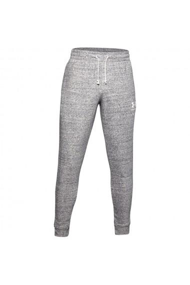 Pantaloni barbati Under Armour Sportstyle Terry Jogger 1329289-112