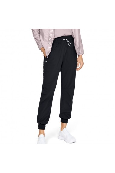 Pantaloni femei Under Armour Recover Woven Trousers 1351914-001