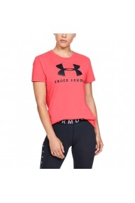 Tricou femei Under Armour Graphic Sportstyle Classic crew W 1346844-820