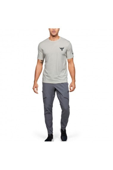 Tricou barbati Under Armour Project Rock Snake Short Sleeve 1351581-110