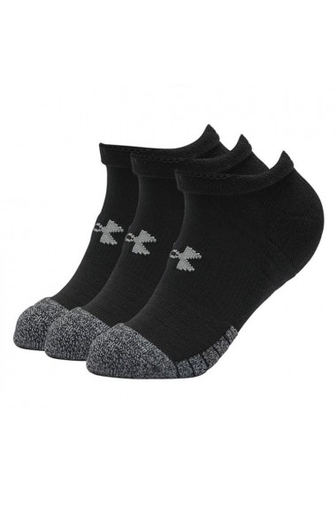 Sosete unisex Under Armour Heatgear NS 3-Pack 1346755-001