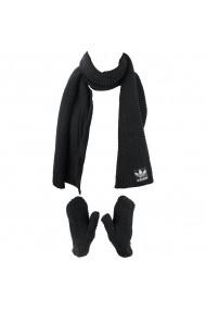 Set fular si manusi femei adidas Originals Scarf Glove AB2992