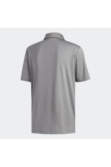 Tricou barbati adidas Performance Ultimate365 Solid Crestable Polo Shirt DQ2332