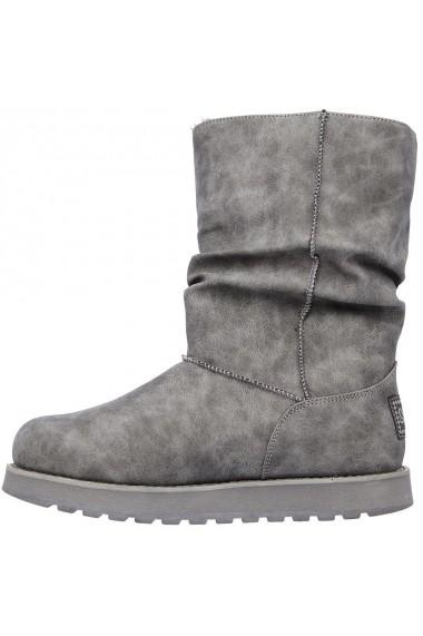 Cizme femei Skechers Keepsakes Leatherette 48805/CCL