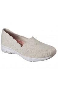 Pantofi sport femei Skechers Seager-Stat 49481/NAT