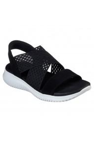 Sandale femei Skechers Ultra Flex 32495/BLK