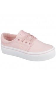 Tenisi femei DC Shoes Trase Platform Tx ADJS300184-ROS