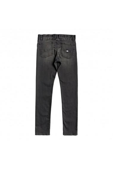 Blugi barbati Dc Shoes Worker Medium Grey Slim Fit Jeans EDYDP03405-KPVW