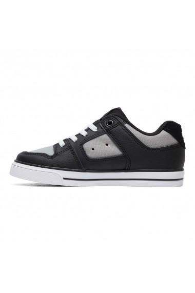 Pantofi sport copii Dc Shoes Pure Elastic ADBS300256-BLG
