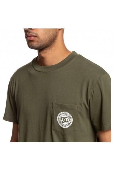 Tricou barbati DC Shoes Basic Pocket T-Shirt EDYKT03463-CRB0