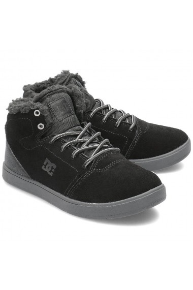 Ghete copii DC Shoes Crisis WNTWinter Mid-Top ADBS100215-BLK
