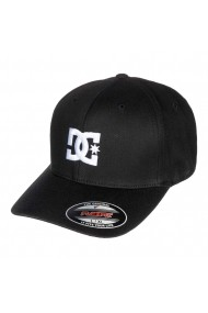 Sapca unisex DC Shoes Cap Star 2 Flexfit Hat 55300096-BLK