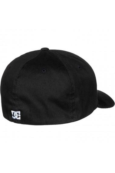 Sapca unisex DC Shoes Cap Star 2 Flexfit Hat 55300096-BLK