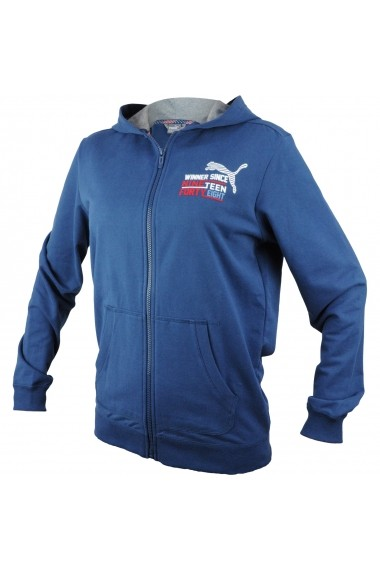 Hanorac copii Puma STYLE ATHL Hooded Sweat Jacket 83667712