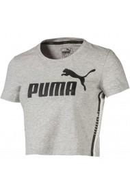 Tricou femei Puma Tape Logo Croped 85213504