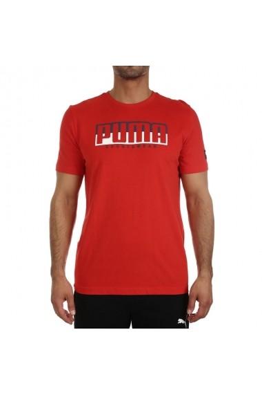 Tricou barbati Puma Athletics Tee Big Logo 58133311
