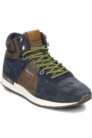 Ghete barbati Pepe Jeans Tinker Pro-Boot PMS30490-595