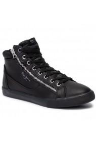 Pantofi sport barbati Pepe Jeans Marton Zipper PMS30589-999