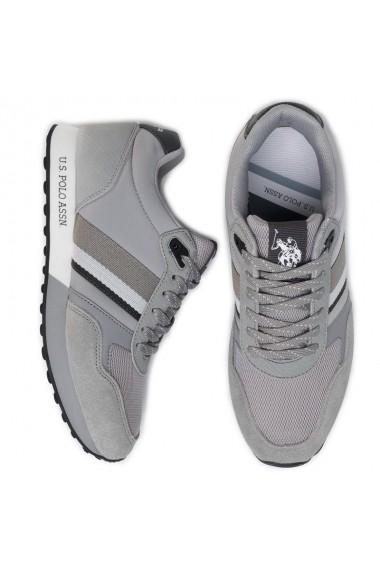 Pantofi sport barbati U.S. POLO ASSN. Julius2 FLASH4088S9/SN2-LIGR