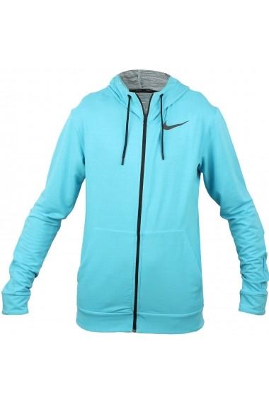 Hanorac barbati Nike Dri-Fit Training Fleece FZ HDY 742210-418