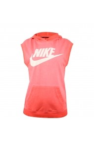 Bluza femei Nike Sleeveless PO Hoody-Wash 802555-696