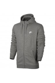 Hanorac barbati Nike NSW CLUB HOODIE FZ FT 804391-063