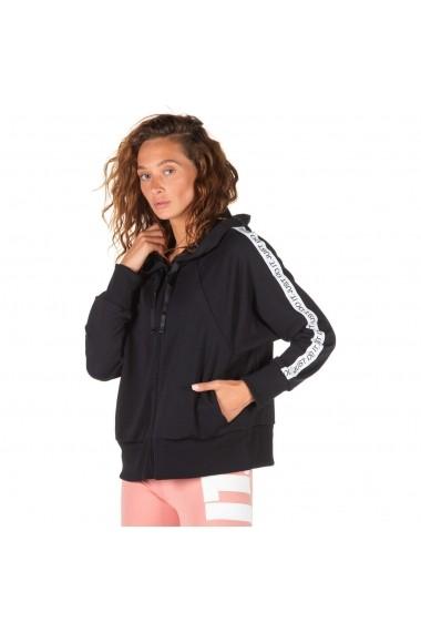 Hanorac femei Nike W Dry Flc Get Fit Hd Fz Jdi BV5041-010
