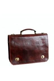 Geanta barbati pentru laptop din piele naturala, S110A