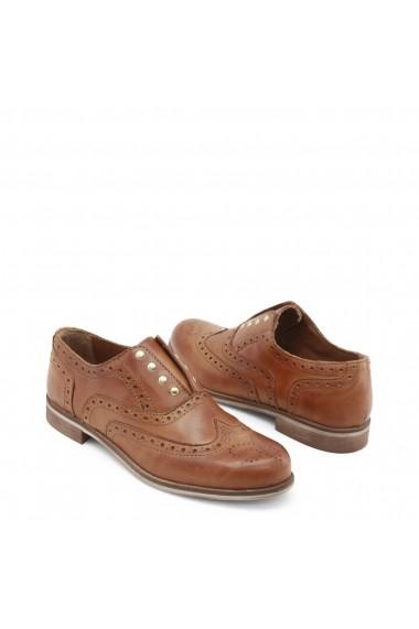 Pantofi Made in Italia TEOREMA_CUOIO maro