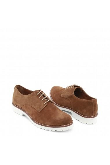 Pantofi Made in Italia IL-CIELO_TABACCO maro
