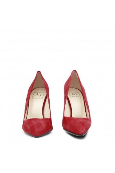 Pantofi cu toc Made in Italia EMOZIONI_FIAMMA rosu