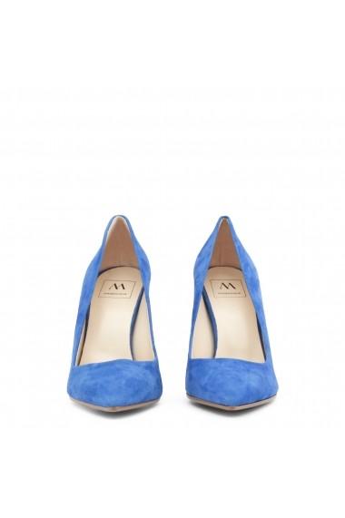 Pantofi cu toc Made in Italia EMOZIONI_BLUETTE albastru